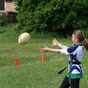 After-School Tag-Rugby