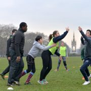photo 18 - Entrainement After School Program Hyde Park March 2016 - photo Laurent Hourdin
