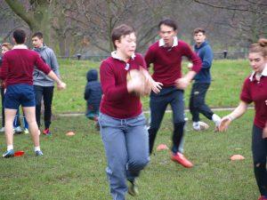 Rugby avec le Lycee français Victor Hugo de Sofia